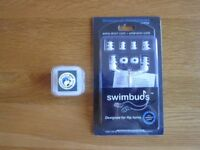 Blue waterproof ipod shuffle 2GB