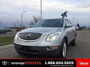 Value Point 2010 Buick Enclave CXL1 - HEATED SEATS! 7-PASSENGER!
