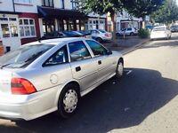 Vauxhall vectra 18ls tax mot drives perfect