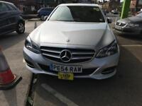 Private hire taxi, Mercedes-Benz E220