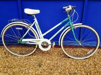 Classic City 9 Universal Bike Mint Condition tested Serviced