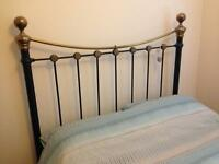 Bedstead for 4ft 6in double bed