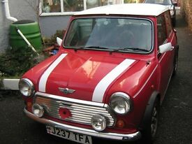 Rover Mini Mayfair Auto 1992