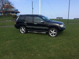 Jeep Grand Cherokee 2.7td 78,000miles the best you will find