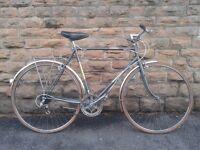 Vintage Raleigh MERLIN Road Bike Hybrid l'eroica 22.5cm Frame MINT Condition