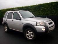 2006 LANROVER FREELANDER TD4 5 DOOR *GREAT VALUE 4X4!!!