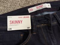 BRAND NEW WITH TAGS - NEXT Skinny Jeans size 10