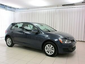 2016 Volkswagen Golf VW CERTIFIED! 1.8L TSi Turbo! Back-Up Cam,