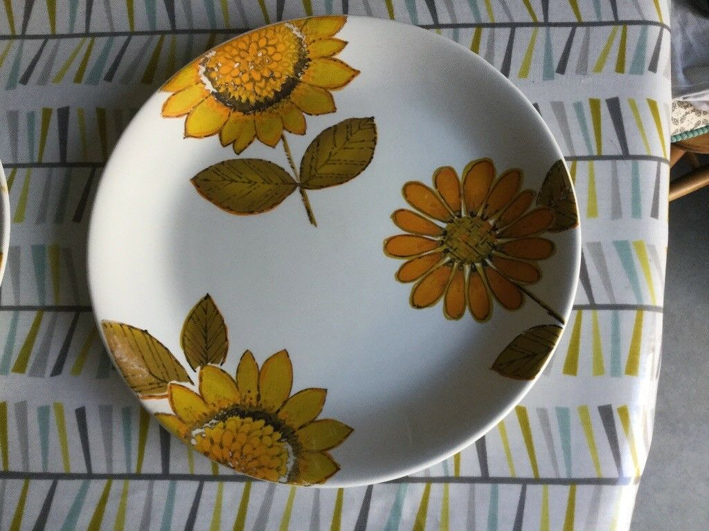 Alfred Meakin Glo White Ironstone Flowers Lidded Casserole Serving Dish Retro #2 Pottery Pottery, Porcelain & Glass