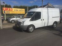Ford transit t350 diesel 2008 full year Psv 78000 full service history one owner from new