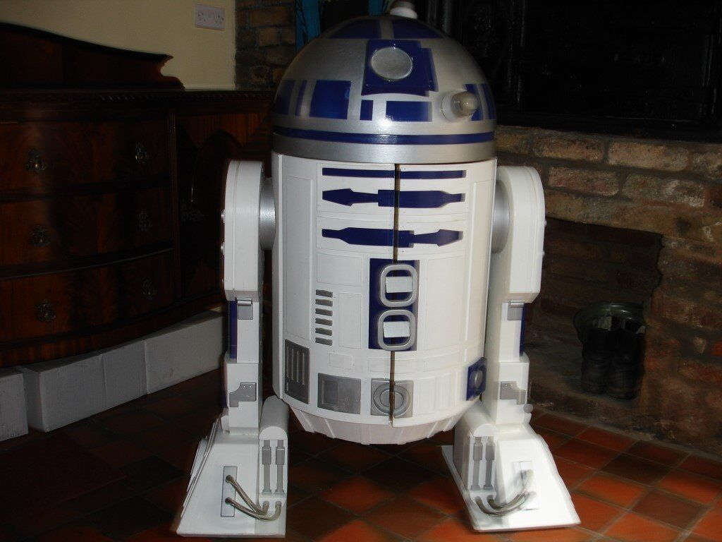 Star Wars Cabinet Full Size R2d2 Star Wars Drinks Cabinet No1 Of 1 Totally Unique