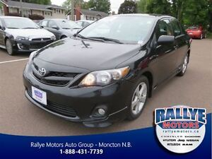 2011 Toyota Corolla S! Traction! 16 Alloy! Rear Spoiler!