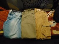 bundle jeans,mens trousers,present,gifts,M,32R and Long