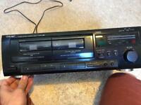 Teac cassette player