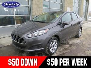 2015 Ford Fiesta SE 50/50 SALE! AUTO, NO ACCIDENTS, LOW KMS