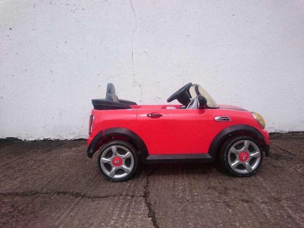 Kids Mini Electric Car In Cookstown County Tyrone Gumtree