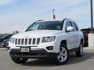 2015 Jeep Compass North! Cd Player! Leather!