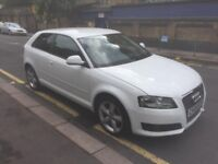AUDI A3 2009 TECHNIK MODEL 3 DOOR , CHEAP AUDI A3 104K MILEAGE MOT CHEAP BARGAIN AUDI A3 FOR SALE
