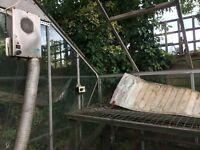 Greenhouse Heater + Heat Pad