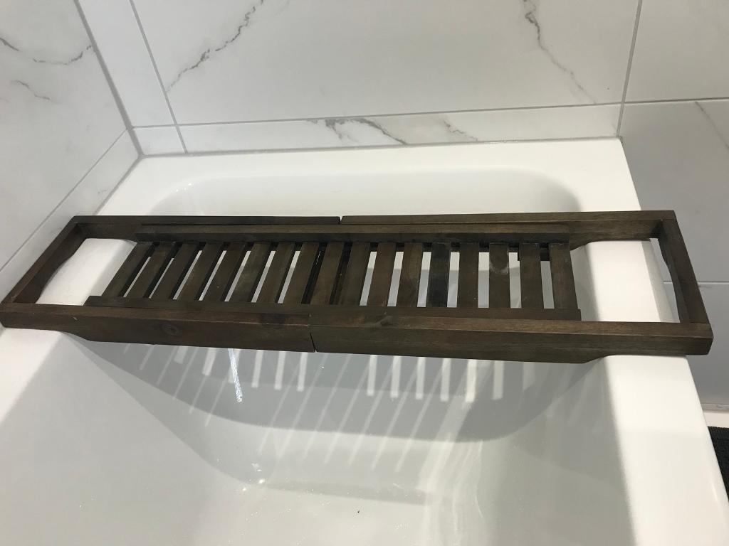 Wooden Bath Bridge Bathroom Accessory | in Knightswood, Glasgow ...