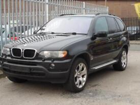 BMW X5 2.9 D 5d 181 BHP MUST BE SEEN (black) 2003