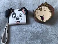 Two Disney Character Purses