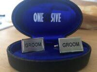 Groom - Wedding Cuff Links