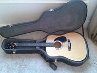 Valeta accoustic guitar CD 6100