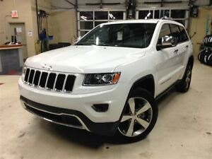 2015 Jeep Grand Cherokee LIMITED.TOIT OUVRANT.GPS.4X4.CAMERA.CUI