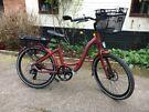 Wisper electric bike 705 SE Stepthru...
