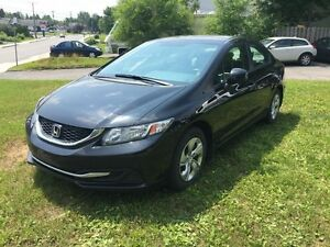 2013 Honda Berline Civic LX