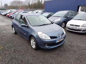 Renault Clio 1.4 16v Privilege 5dr, GENUINE LOW MILEAGE. HPI CLEAR. LONG MOT. GOOD CONDITION
