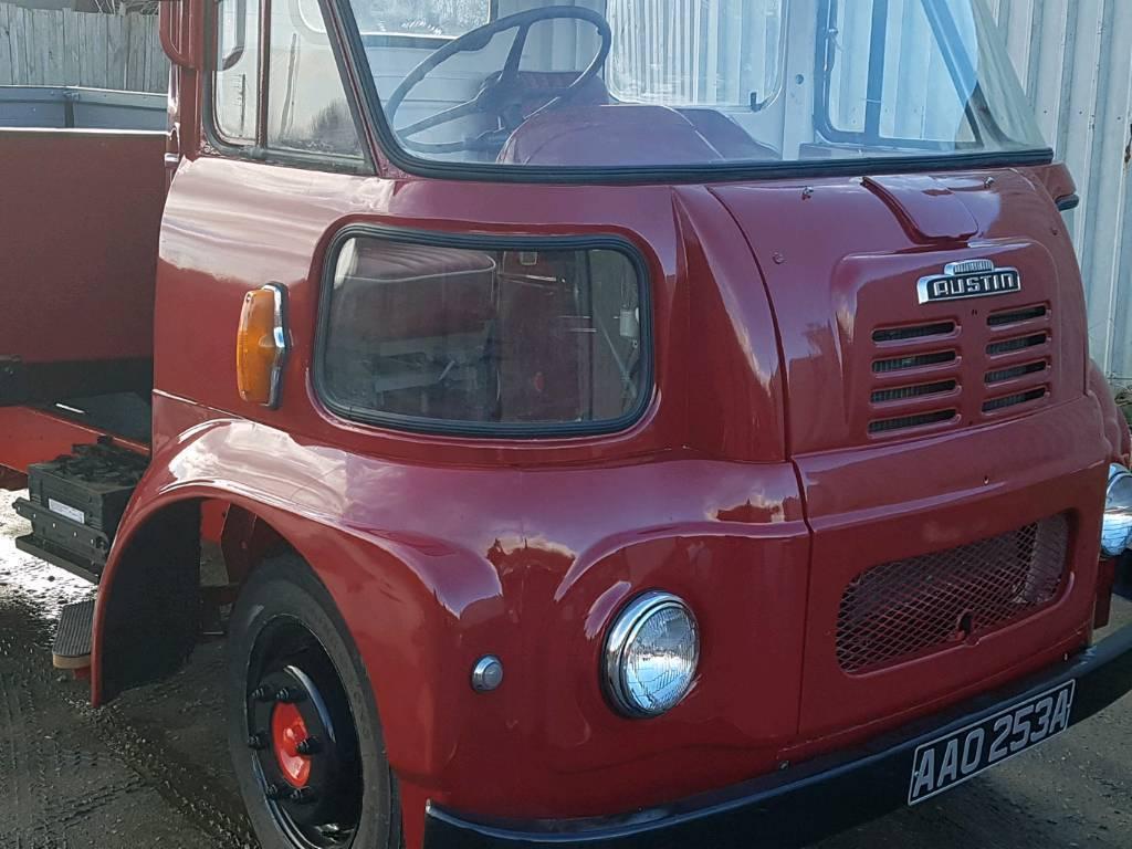 Classic Truck BMC Angle Cab