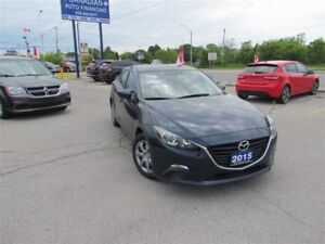 2015 Mazda MAZDA3 Sport | LOW KMS | AS GOOD AS NEW