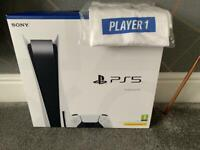 Brand new sealed PS5 DISC EDITION