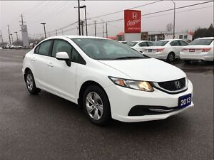 2013 Honda Civic Sedan LX 5AT