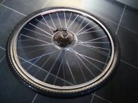 MOUNTAIN BIKE REAR WHEEL 27.5 inch - NON DISC - uk delivery + paypal accepted