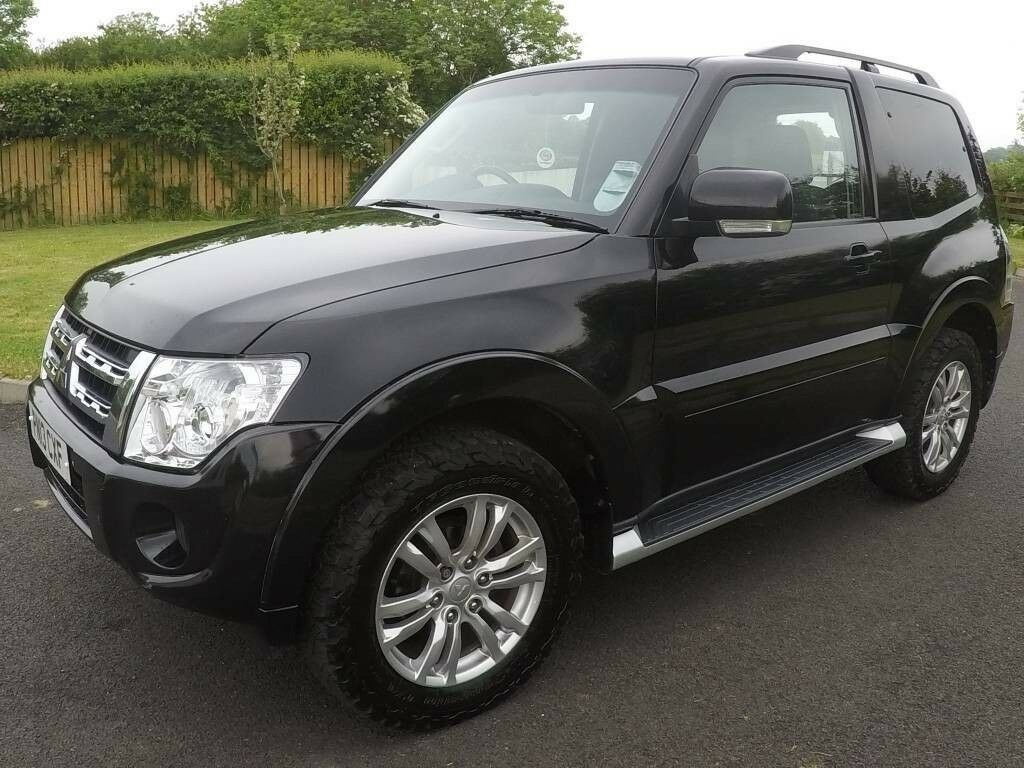 2013 Mitsubishi Shogun 4WORK SG2 Manual