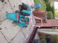 Bosch lawn mower spares or repair