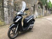 FULLY WORKING 2012 Honda SH 125cc scooter 125 cc moped learner legal 1 year MOT. READ AD.