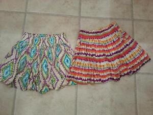 Areopostle Girl's Summer Skirts Size Medium Excellent Condition