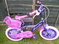 "Annabelle Girls 16"" Bike"