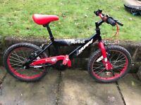 Huffy Rebel Bike 18inch