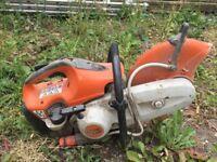 Stihl 410 cut off machine