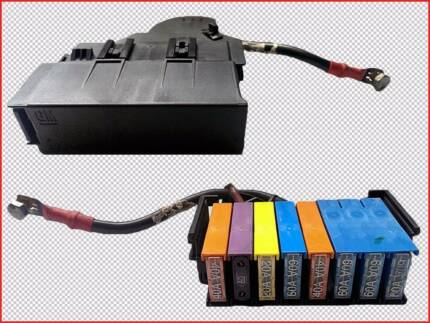 Holden Astra TS 1998 - 2005 Fuse Box Secondary Complete Assembly