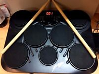 Electronic Drum Kit - Johnny Brook AR771 - Used only a handful of times