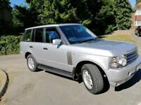 Range Rover Vogue Overfinch