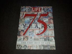 Life: Best of 75 Years (includes first ever magazine)