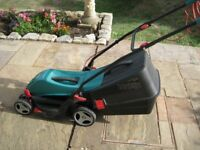 Bosch Electric Lawn Mower