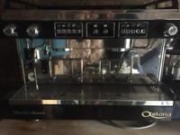 Astoria Pratic Avant coffee machine & grinder